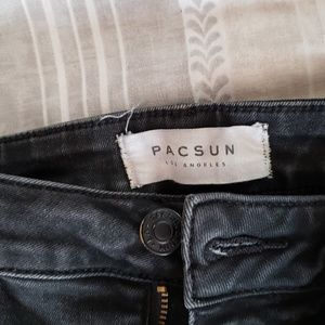 Black jean from pacsun